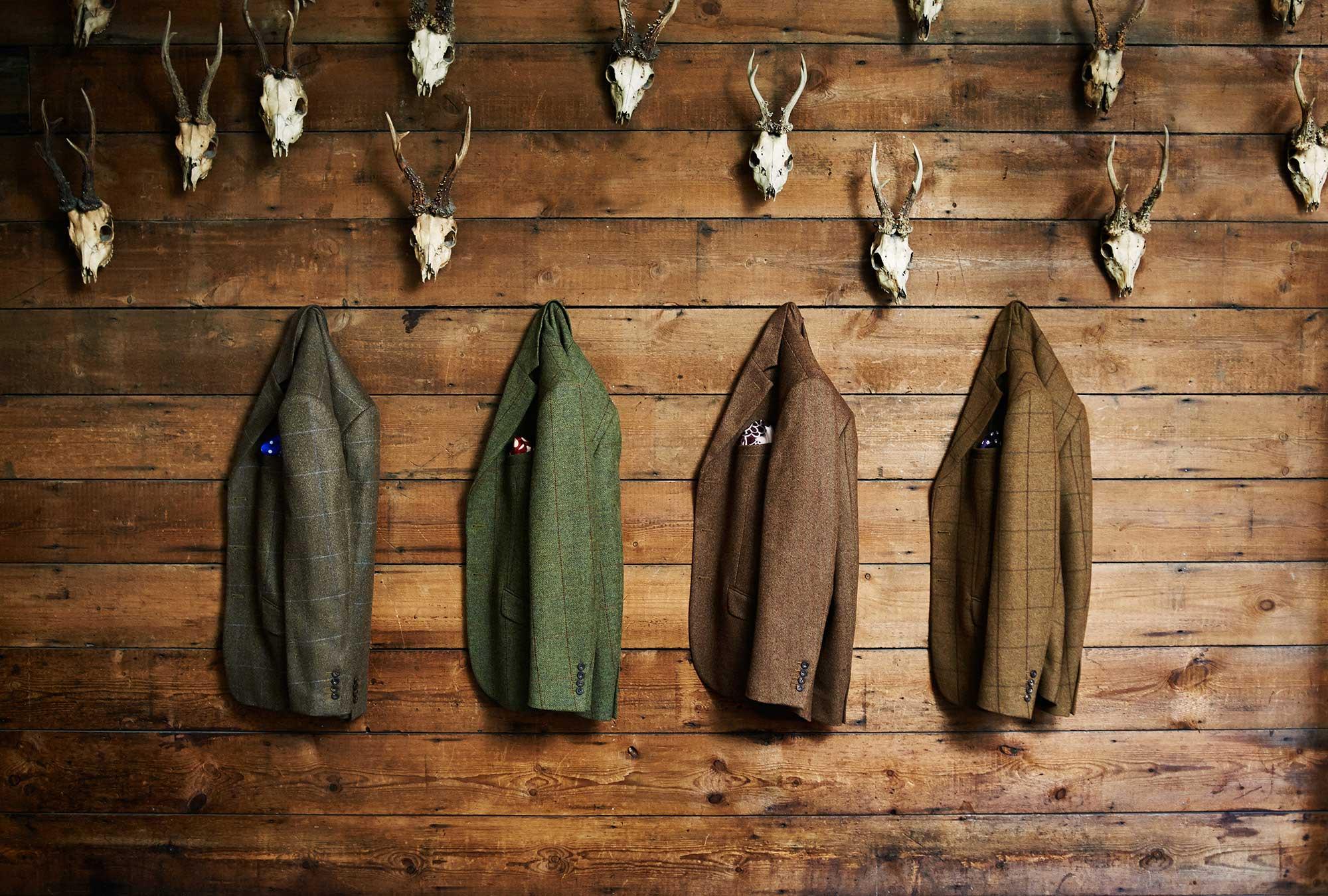 Tweed addict 4
